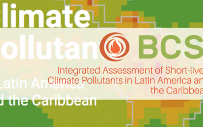 Integrated Assessment of Short-lived Climate Pollutants in Latin America and the Caribbean