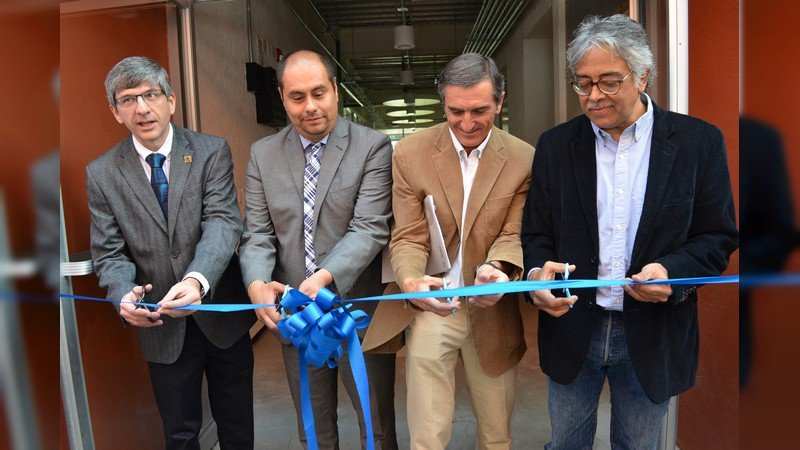 New Building Inauguration at the IIES UNAM-Solid Biofuels Cluster