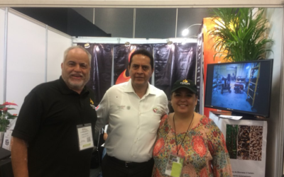 Expo Forestal 2018 Thrive Off Grid-Teca