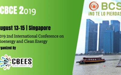 Bioenergy and Clean Energy – ICBCE 2019