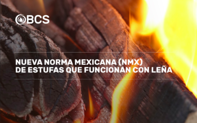 With technical support from #BCSCluster, a new law for stoves that work with wood it is published in México
