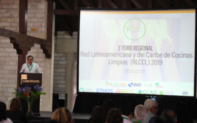 We started the 3rd Regional Forum of the RLCCL in the Pan-American Agricultural School Zamorano, Honduras.