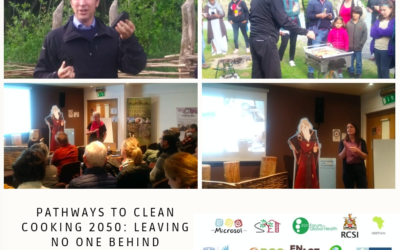 Pathways to Clean Cooking 2050: Leaving No-one Behind.
