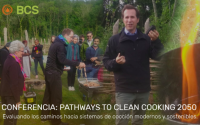 "Termina la conferencia ""Pathways to Clean Cooking 2050""."