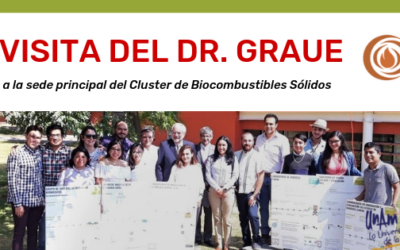 Visit of the UNAM's principal to the SBF Cluster