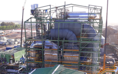 46 MW biomass plant in Spain begins final testing phase