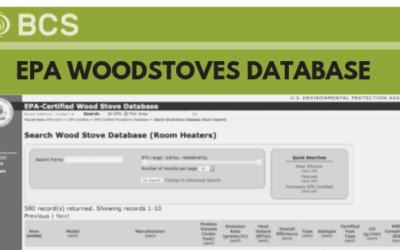 USA EPA updates database