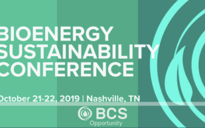 2019 Bioenergy Sustainability Conference