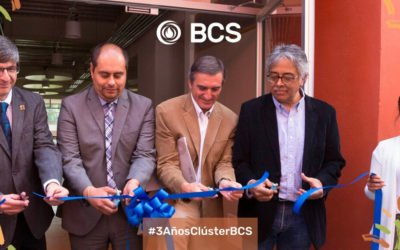 SBF Cluster Building Inauguration