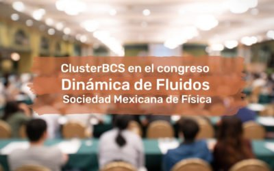 SBF Cluster at the Congress of the Fluid Dynamics Division of the Mexican Physical Society